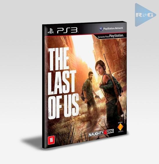 The Last Of Us Português | Ps3 | Jogos Play 3 | Envio Agora