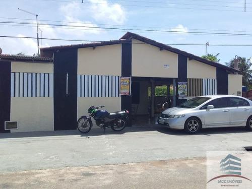 Casa De Praia A Venda Em Pititinga, Rio De Fogo