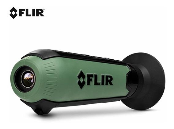 Monoculo Camera Termica De Visao Noturna Flir Scout Tk 12x