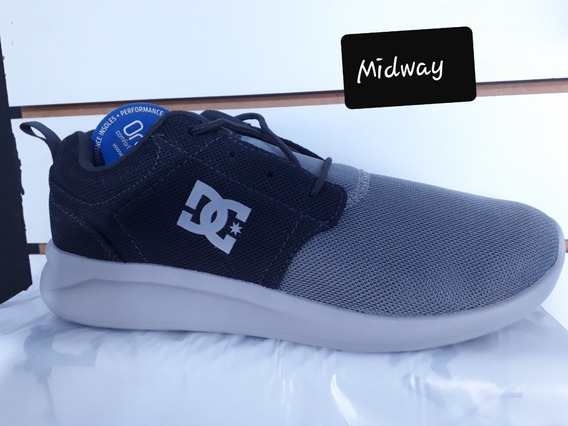 Tenis Dc Shoes Midway