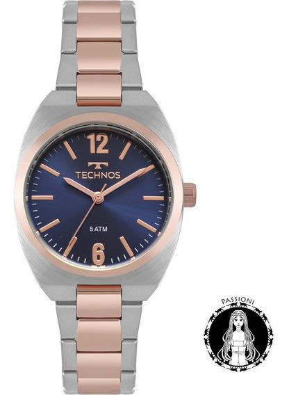 Relógio Technos Elegance - 2035mpb/5a C/ Nf E Garantia U