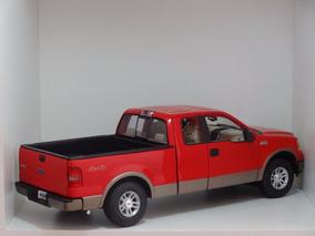 Ford F-150 Cabine Dupla Maisto Escala 1:18