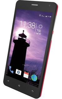 Teléfono Celular Slide Sp5013rd ,5.0 ,3g,rojo Liberado