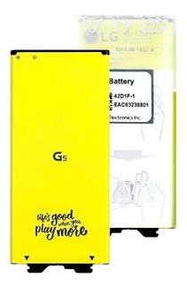 Batería Lg G5 Original Bl-42d1f - 6 Meses Garantia Escrita + Cable Tipo C De Regalo -selladas De Lg - 2 Tiendas Fisicas