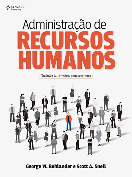 Administracao De Recursos Humanos - 16º Ed