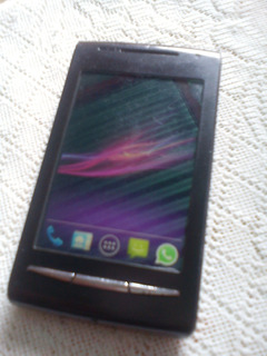 Sony Xperia X8 Rooteado Modificado