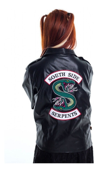 Jaqueta Riverdale Serpents
