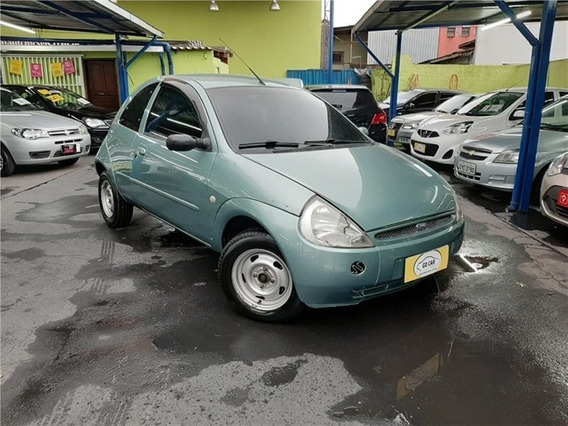 Ford Ka 1.0 Mpi Gl Image 8v Gasolina 2p Manual