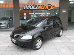 Volkswagen Fox 1.6 Trendline 5 Puertas 2007 Imolaautos-