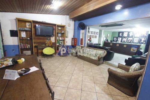 Casa De Rua À Venda, Ipanema - Rio De Janeiro/rj - 7482