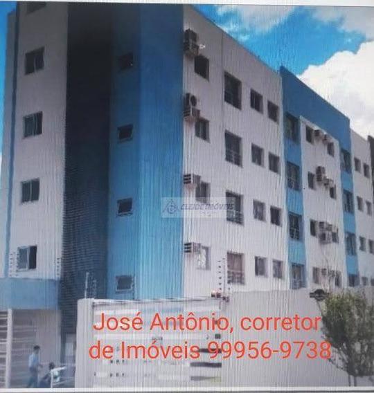 Apartamento Flat, Todo Mobiliado, À Venda Jd. Sta. Marta, Frente Pq. Mãe Bonifácia - Ap1569