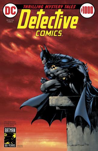 Detective Comics #1000 1970's Variant Cover (2019) Batman Dc