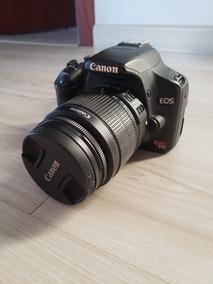 Câmera Fotográfica Canon Rebel T1i Usada