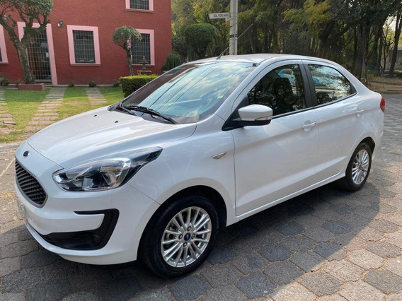 Ford Figo Energy 2019 Sedán Mt