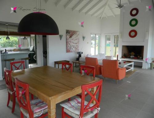 Casa En Jose Ignacio, Barrio Privado- Ref: 9321