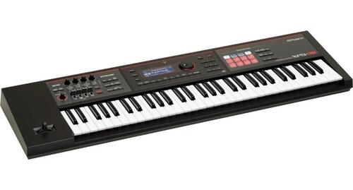 Imagen 1 de 3 de Teclado Sintetizador Roland Xps 30 Expandible Secuenciador