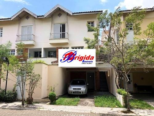 Linda Casa No Cond. Villagio Da Granja, Jardim Da Gloria Cotia! - 683m