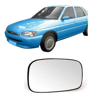 Ford Escort 1986-1990 Izquierdo Pasajero Gran Angular Cristal Espejo De Ala