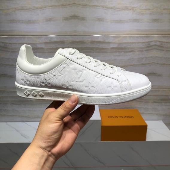 Tênis Louis Vuitton Luxembourg Sneaker 38