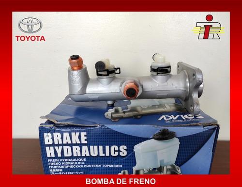 Bomba De Freno Toyota Coaster 15b 15bft N04c 1hz 47201-36432