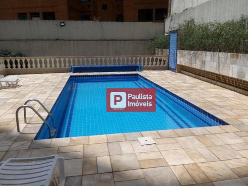 Cobertura À Venda, 209 M² Por R$ 1.750.000,00 - Santo Amaro - São Paulo/sp - Co0873