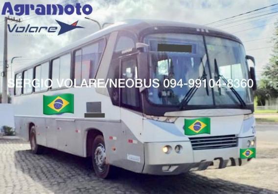 Ônibus Comil Campione Semi Rodoviario Ano 2005/2006