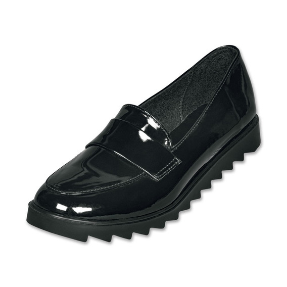 Zapatos De Charol Color Negro Para Dama Del 23 Al 27. 040d99