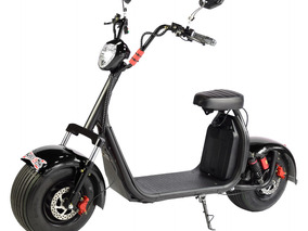 Scooter Elétrica Road City S 1000w 2018