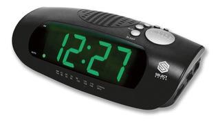 Radio Reloj Despertador Am/fm, Entrada Auxiliar Select Sound