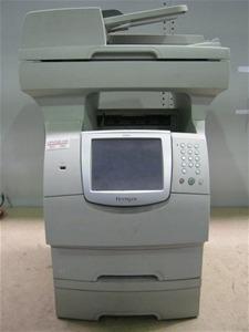 Impresora Multifunción Lexmark X646e (leer Bien)
