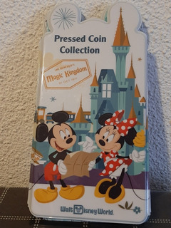 Disney Preseed Coin Coleccion Completa