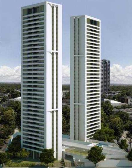 Apartamento Com 4 Quartos À Venda, 283 M² Por R$ 2.500.000 - Boa Viagem - Recife/pe - Ap2099
