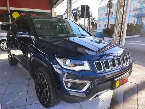 Imagem 1 de 10 de Jeep Compass 2.0 Tdi Limited 4wd 2019/2020