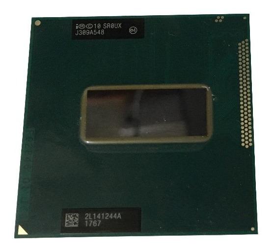 Processador Intel Core I7-3630qm Sr0ux 2.4 Ghz Para Notebook