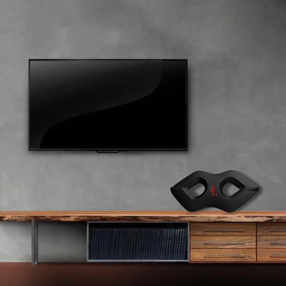 Antena Digital Interna/externa Tv Alcance 70km Loghd100plus