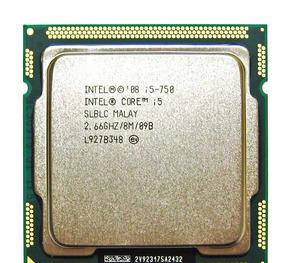 Processador Core I5 -750 Socket 1156 - 8m Cache Com Cooler