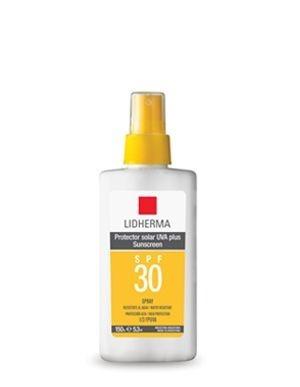 Promo! Protector Solar  Uva Spf 30 Spray - Lidherma