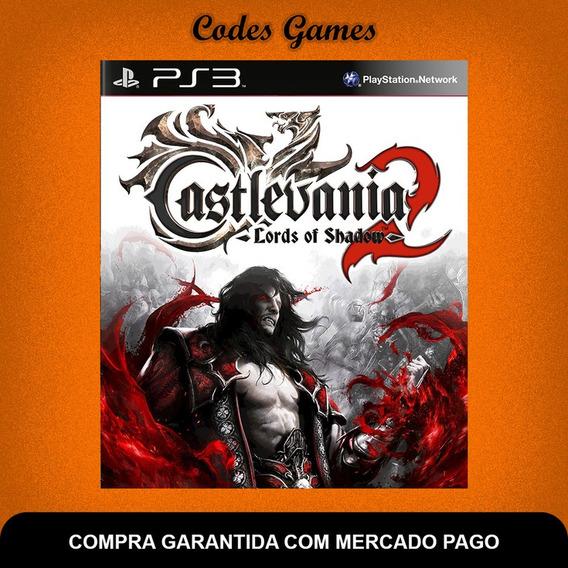 Castlevania Lords Of Shadow 2- Ps3 - Pronta Entrega