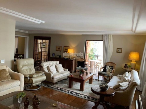 Imagem 1 de 9 de Apartamento Todo Reformado Próximo Ao Ibirapuera - Pj54185