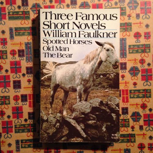 Imagen 1 de 1 de William Faulkner. Three Famous Short Novels.