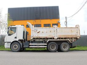 Truck Volvo Vm 270 2015 I-shift 6x2 - Caçamba 12 Metros