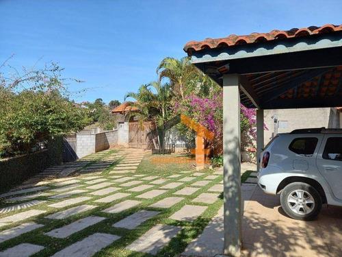 Imagem 1 de 25 de Chácara À Venda, 1544 M² Por R$ 450.000,00 - Vivendas Do Engenho D Água - Itatiba/sp - Ch0147