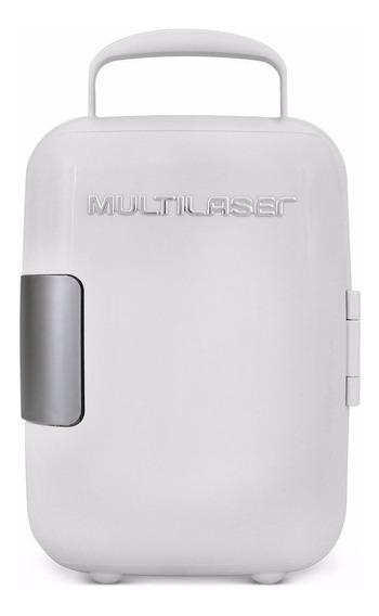 Mini Geladeira Portátil Aquece/ Refrigera 4litros 220v