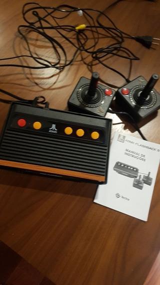 Vídeo Game Atari Flash Back Com Mais De 100 Jogos