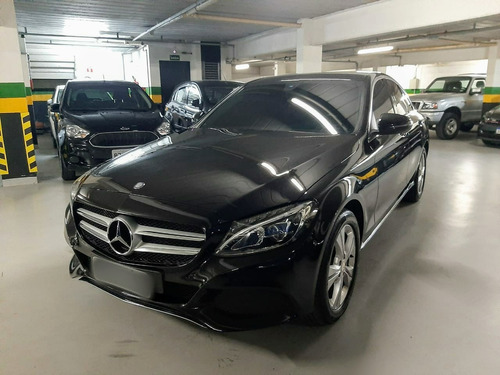 Mercedes-benz Classe C 2016 1.6 Avantgarde Turbo 5p