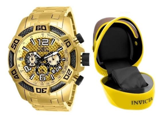 Relógio Invicta Pro Diver 25854 Original + Caixa Capacete