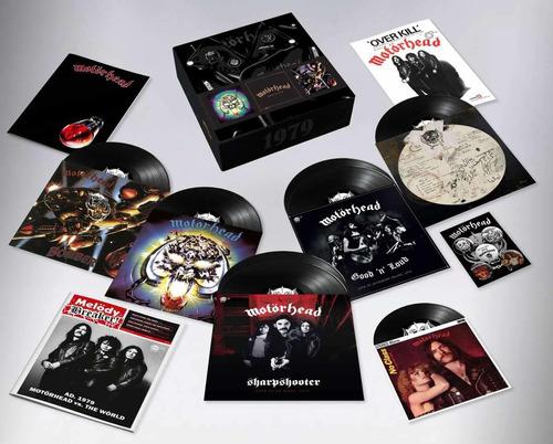 Vinilo Motörhead Motrhead 1979 Box Set