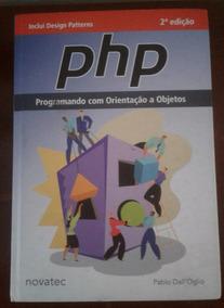 Livro Php Programando Com Orientação A Objetos 2ª Edição