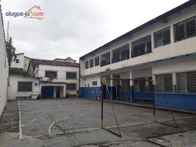 Ponto À Venda, 865 M² Por R$ 1.200.000 - Jardim Bela Vista - Jacareí/sp - Pt0287