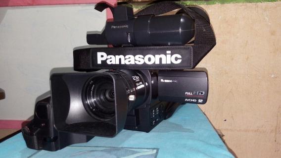 Filmadora Panasonic Ag- 7p(fullhd)